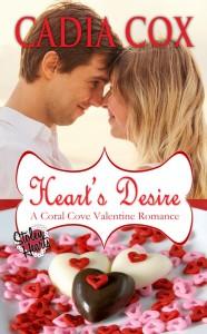 Heart's Desire Cover, Coral Cove Romance Cadia Cox_edited-2_resize